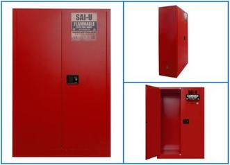Spontaneously Combustible Storage Safety Cabinet UAE - Spill