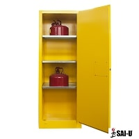 Flammable Safety Cabinet 22 Gallon